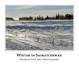Winter in Saskatchewan