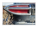 Oldsmobile Taillight