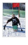 Disabled Ski Race