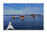 Crossing the Johnstone Strait