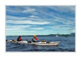Kayaking In The Johnstone Strait