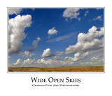 Wide Open Skies
