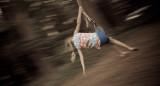 Girl On A Swing With One Shoe  (AV-082711-150-1.jpg)