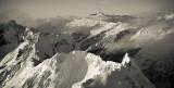 Magic & Mixup Peaks, Looking To The Northwest  (MagicMixup111911-066-1.jpg)