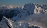 Big Four & Hall Peak (Foreground)   (BigFour_021512_026-1.jpg)