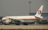 China Cargo B-777F at PVG