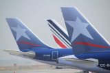 LAN and AF tails in SCL