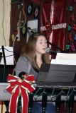 Georgia Rae Cotter at JV's - December 2011