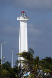 I'm 3 for 3 - I have seen lighthouses in all 3 ports we've visited!  (In Key West, I also saw Sand Key).