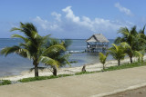 The east end is less developed - looks like paradise to me (Punta Gorda)!