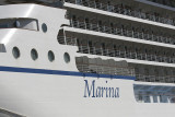 The Marina in Roatan