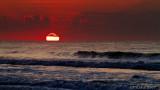 Sunrise At Wildwood NJ