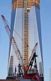 World Trade Center Tower 1 Under Construction
