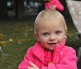 Grace at the Lake Loramie Fall Festival