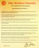 Induction Proclamation