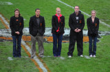 Recognition before the ONU / Mount Union football game