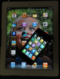 iPad II & iPod, in remembrance of Steve