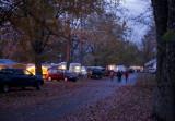 Evening Walk at Hueston Woods Campground