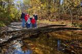 Group Photo at Cedar Falls