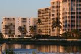 Our Condo on Ft. Myers Beach (center building, 7th floor)