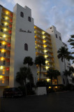 Front of our Condo Unit