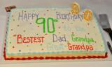 Vernon Hoying's 90th Birthday Party