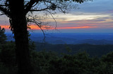 Sunset over the Tennesse Valley