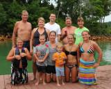 The Crew at Lake Norris