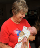 First Grandchild for Diane