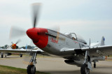 Up Close to the Roar of P-51s