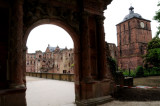 Heidelberg castle view