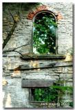 Abandoned mill on Kellys Island