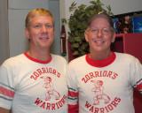 Zorrior's Warrior's 34 year old shirts