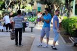 Tel Aviv Ben Gurion Blvd. view