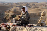 Bedouin, near Wadi Kelt