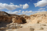 Nahal Hatira, Negev desert