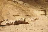 Mezad Saharonim - the remains of a Nabataean khan (caravanserai), Makhtesh Ramon