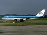B747-200  PH-BUC