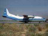 AN-12F  YA-DAA