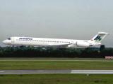 MD-83   Z3-AAN