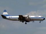 Lockheed  L-188 Electra  HR-TNL