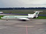 TU-154M  TC-GRA
