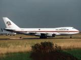 B747-200  5R-MFT