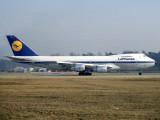 B747-200  D-ABZA