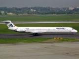 MD-80  Z3-ARB