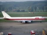 B747-200  EC-DXE