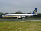 B707-320C   G-AYEX  C/N 582