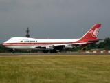 B747-200  4R-ULF