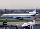 DC10-30    YA-LAS