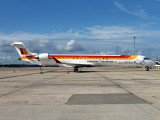 Canadair CRJ-900  EC-JYV